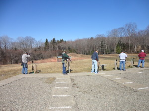 Trap shoot 4-12-2015
