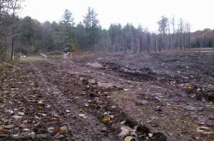 10-29-2016 Dirt platform, pic 1