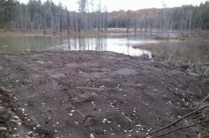 10-29-2016 Dirt platform, pic 2