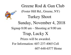 2018 Turkey shoot Nov 4th (002)